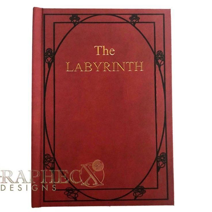 thelabyrinthredbook