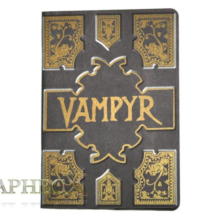 vampyrpersonalizednotebook