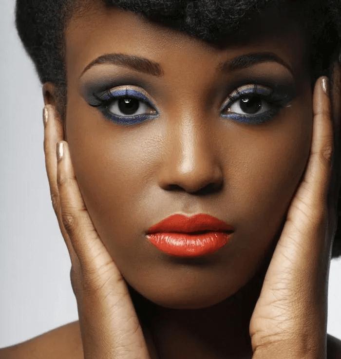 Empress Tones Lipstick Vibrant RED Color