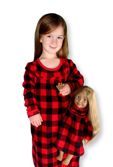 Matching Girl and Doll
