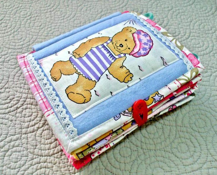 quiet book soft toy for baby