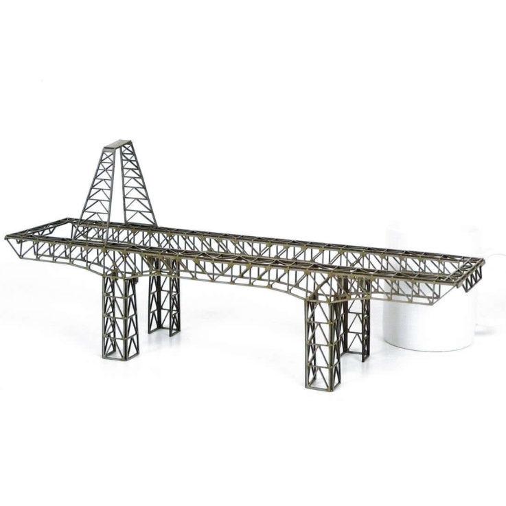 shipyard-crane-model