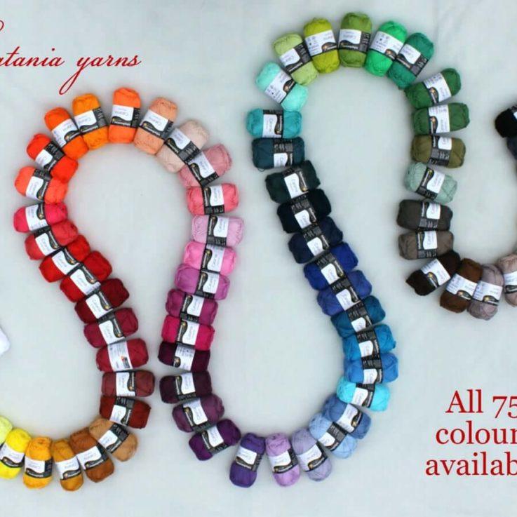 Choose ANY 3 Catania yarn balls ALL colors available Schachenmayr Catania yarn Worldwide Shipping Crochet and Knitting Yarn
