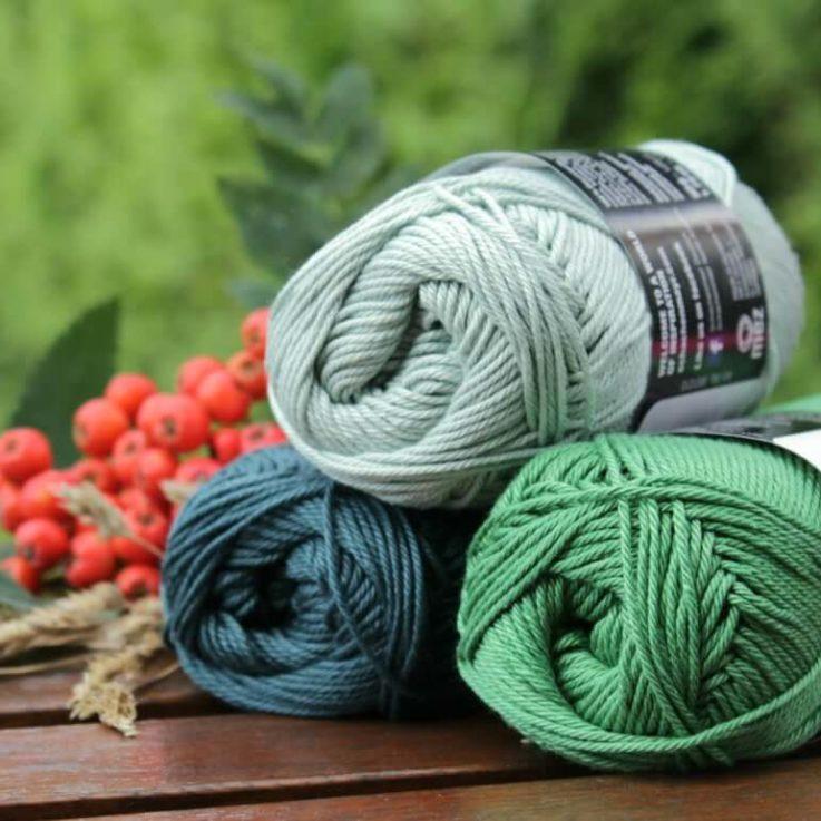 Crochet and Knitting Yarn