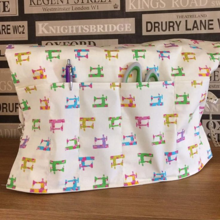 Sewing Machine Cover Sewing Gift Sewing Machine Cover and Mat
