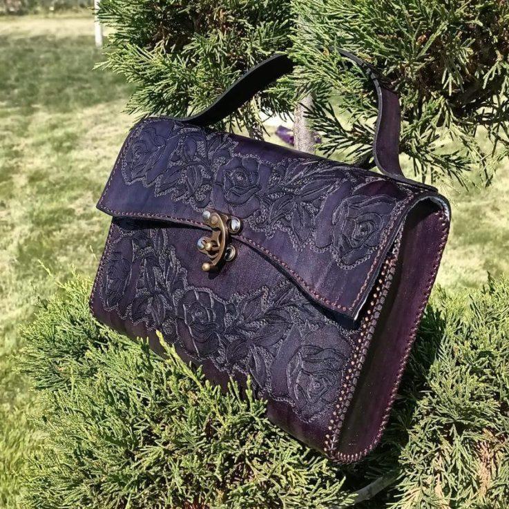 Handbag for Women Leather and Handmade