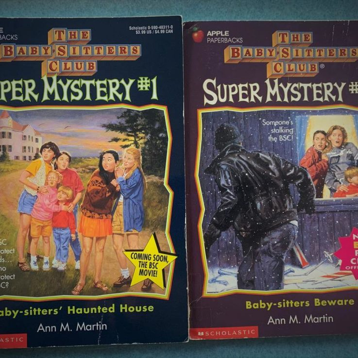 What Super Mystery Do you Need - Choose ONE - Baby-Sitter's Club books