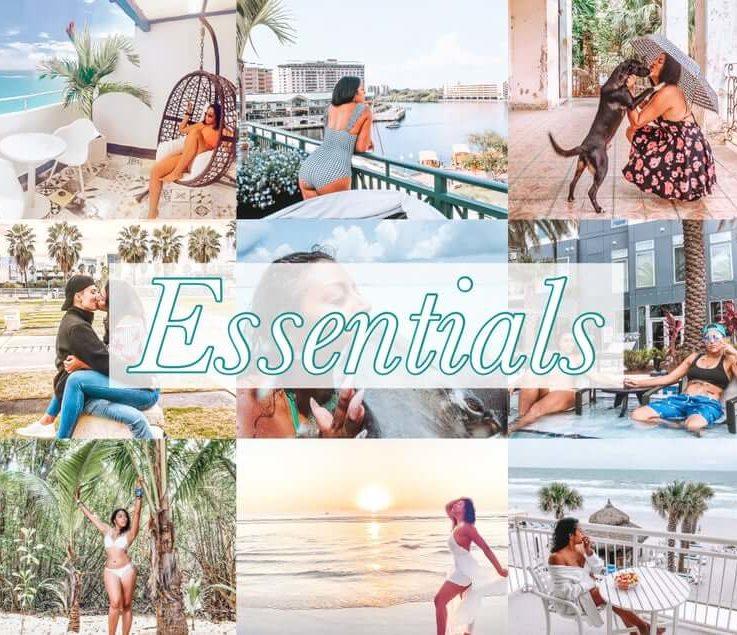 Basic Travel Essentials