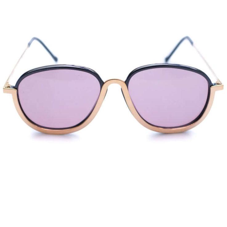 Christian Lacroix Vintage Sunglasses for Ladies Designer Sunglasses Oversize Big Frame with Purple Lenses Womens Sunglasses Retro Glasses