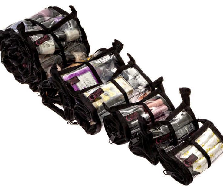 Makeup Organizers - Makeup Storage - Cosmetic Bags - Toiletry Bags- Bathroom Storage - Makeup Bags