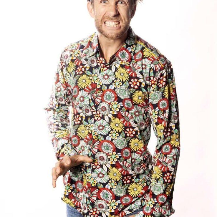 Chemises fleuries homme - Kitsch - BAÏSAP