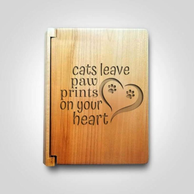 Photo Album Gift for Cat Dad, Birthday Gift for Him, Cat Picture Photo Album, Cat Lover Gift for Birthday, Funny Cat Picture Book, Cat Gift