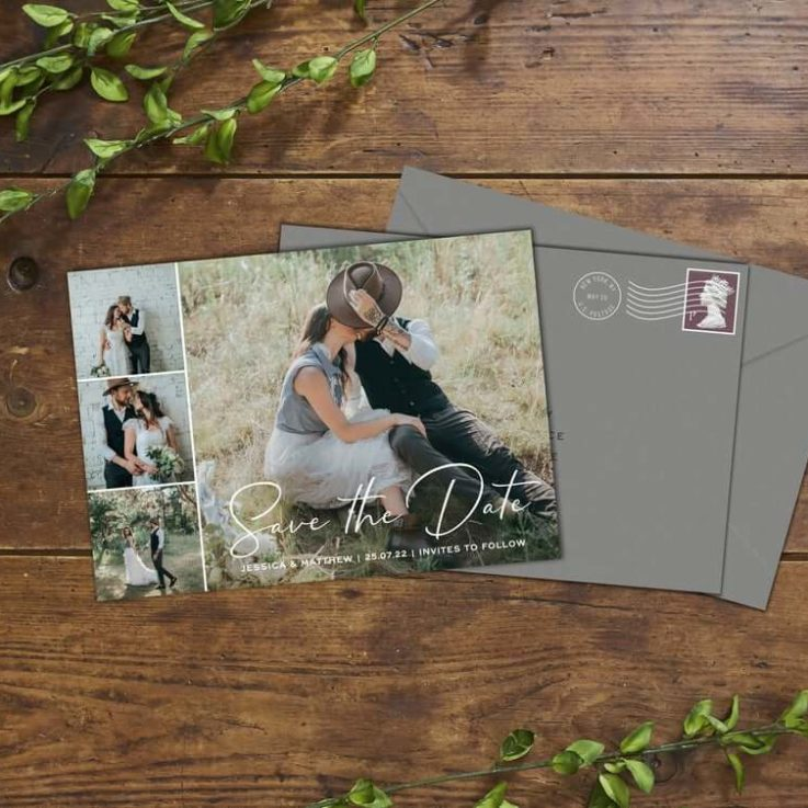 Photo Save The Date, Photo Save The Dates, Save The Date Cards, Wedding Save The Date, Picture