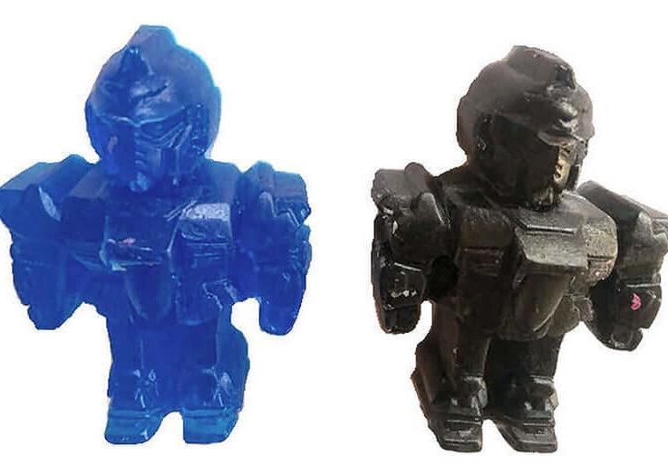Robot Mechanical Superhero Autobot Cartoon Novelty Gift Fragrance Free Soap