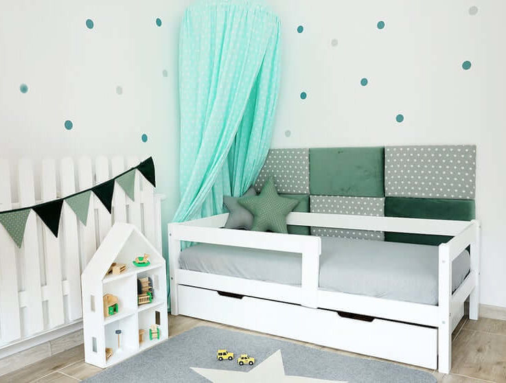 Cot MIALOU Bed ALL sizes