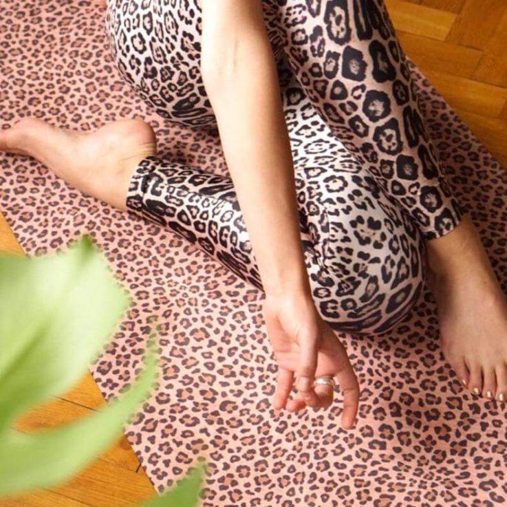 Mala HYBRID yoga mat Flying Carpet