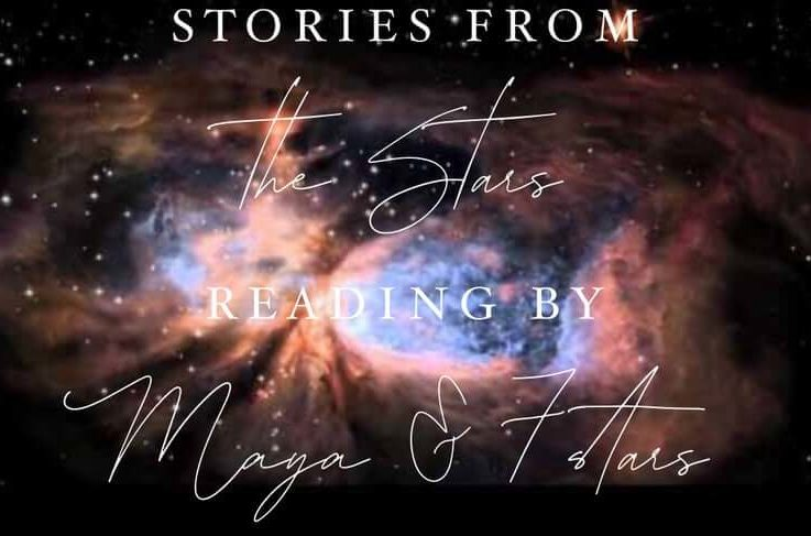 Stories from the Stars is a channeled reading from the highest frequency of light,specifically designed to help you on your journey here