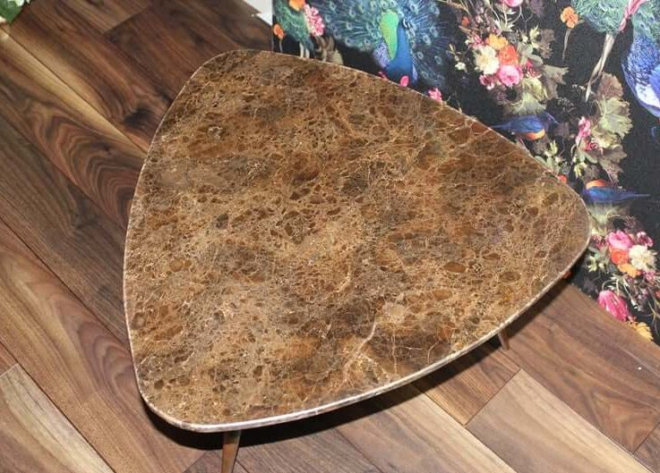 Authentic Marble sidecoffee table
