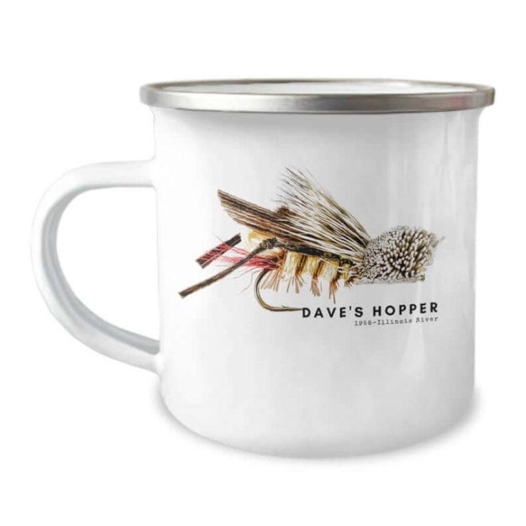 Dave's Hopper Camping Mug