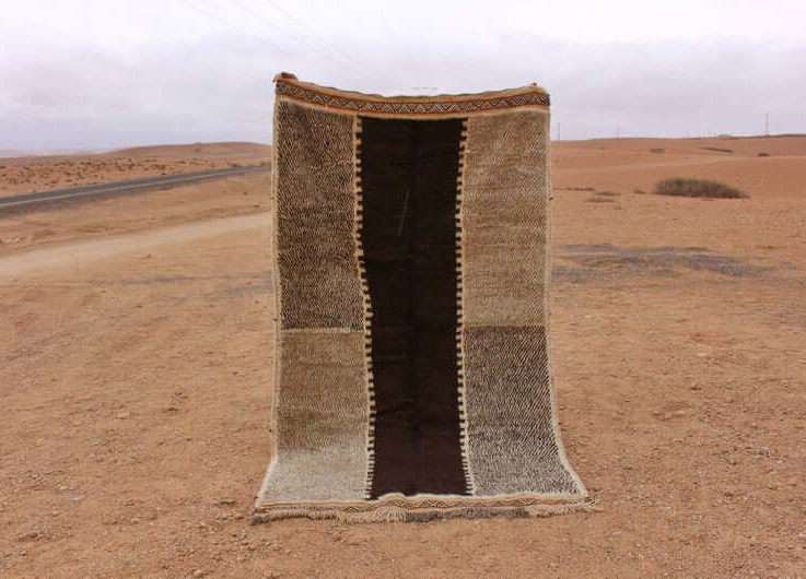 Moroccan area wool rug, Taznakht rug, geometric rug, bohochic rug, patchwork rug, sheepskin rug, bohemian rug, savian rugcandin