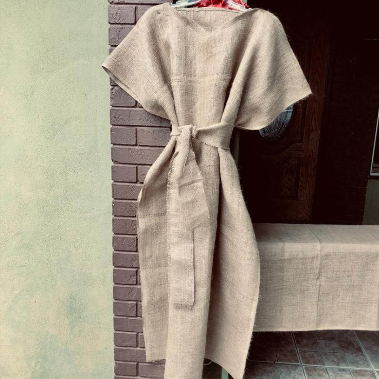 Sackcloth Prayer Robe